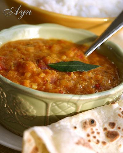 lentilcurry