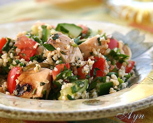 chickentabbouleh