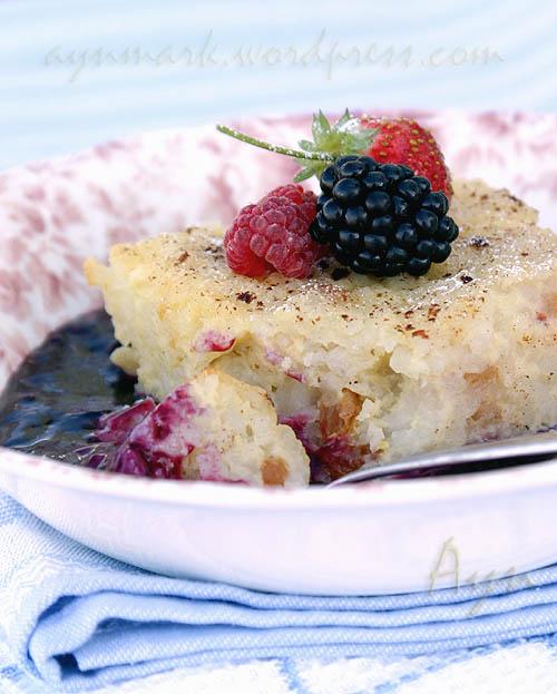 bakedricepudding
