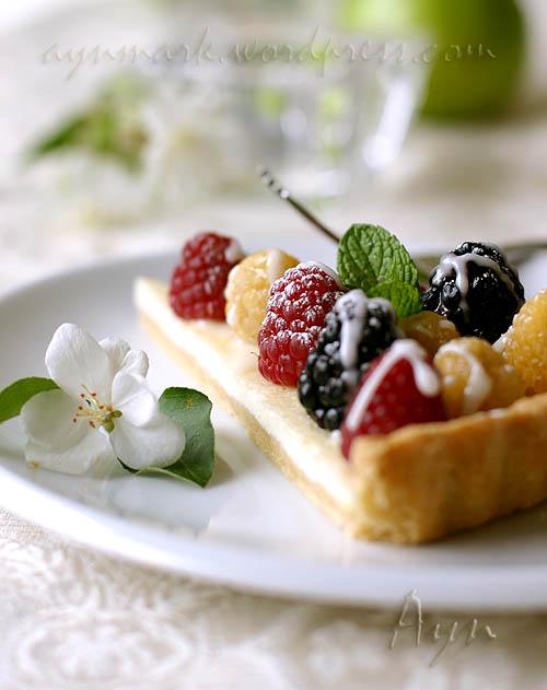 Sour Cream Tart