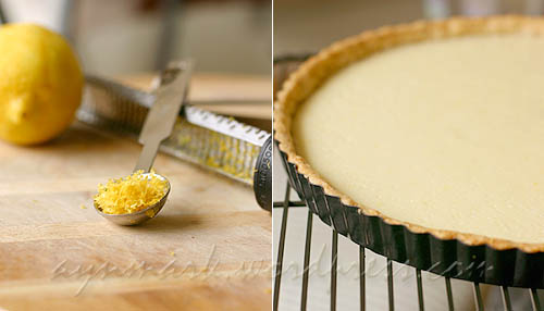 Sour Cream Tart